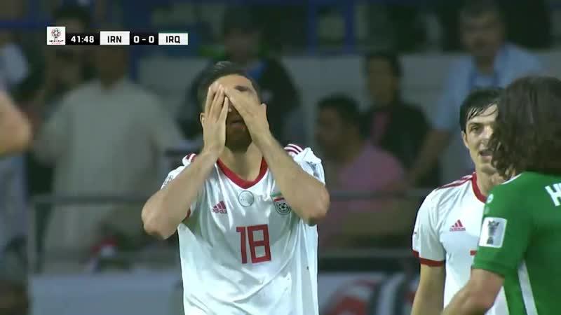 Кубок Азии 2019 D3 Иран Ирак 0 0