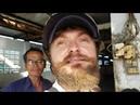Рыболовецкий Порт Льдогенератор Обозреваю как ржавая портовая вода превращается в лёд для Кофе 😂