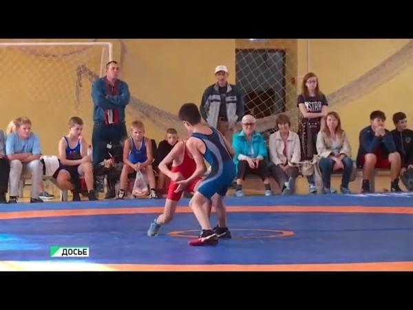 Открытый городской турнир по греко римской борьбе в Бийске Будни 14 02 19г Бийское телевидение