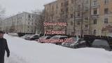 Военный парад к 23 февралю в Северодвинске 2019