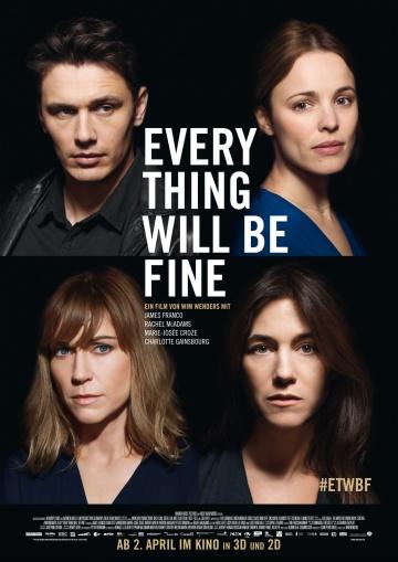 Все будет хорошо  (Every Thing Will Be Fine) 2015 смотреть онлайн