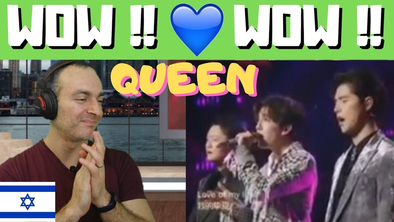 Dimash Super Vocal Boys Queen Medley Reaction Димаш реакция 迪玛希 Singer 2019 Multi SUB