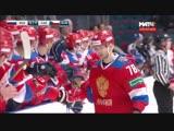 Дебютный гол Александра Кадейкина за Сборную России