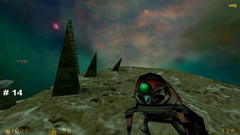 Half-Life. Features. Part 1 - 20 bugs secrets Особенности. Часть 1 - 20 багов и секретов
