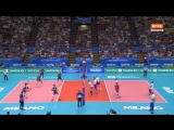 23.09.2018. 17:55 - Волейбол. Чемпионат мира. Мужчины. 2 этап. 3 тур. Группа E. Россия - Финляндия