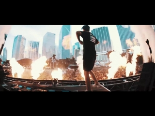 Jauz Ft. Example - In The Zone (Official Music Video)