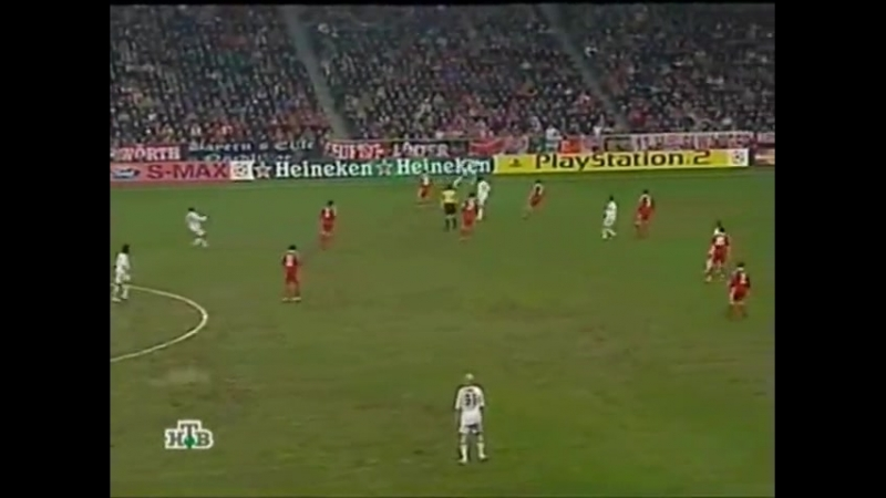 Бавария - Милан (ЛЧ 2005_06,1_8 финала,1 матч)