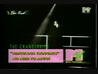 the cranberries - ridiculous thoughts mtv