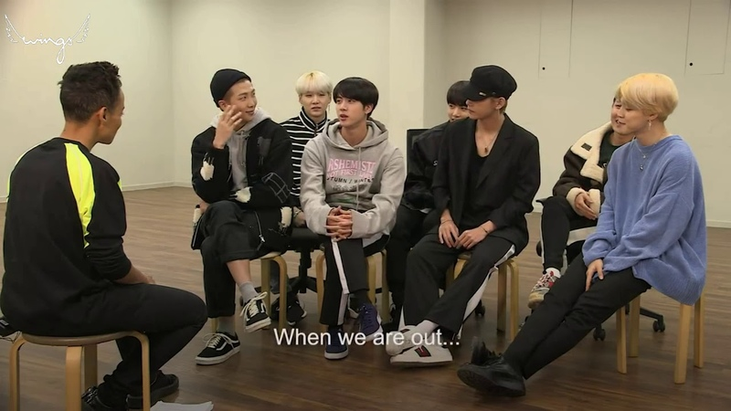 [Rus Sub] [Рус Саб]BTS Exclusive Interview BTSonBBCR1
