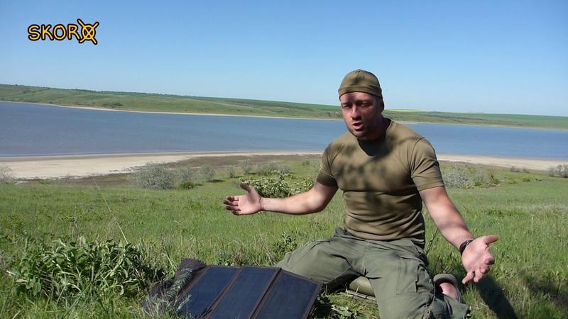 Adapter Pro Солнечную панель Глеб Скоробогатов 01 06 2018