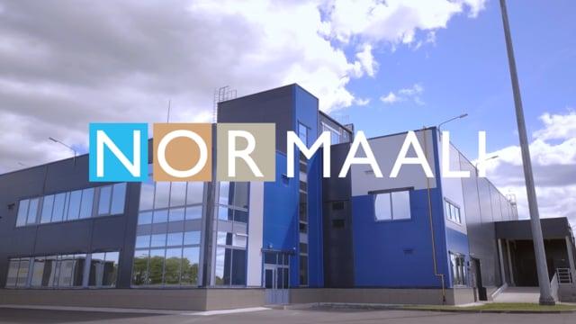 Nor-maali Russia. Presentation