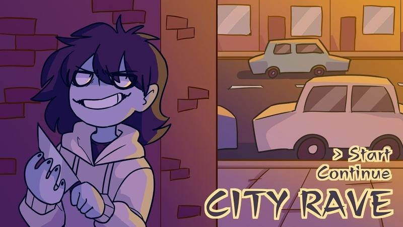 City Rave (MEME)(Creepypasta)(Jeff the killer)(200K subs special)