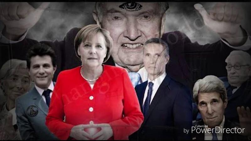 Anonymous, Geheime Bilderberg-Gruppe kontrolliert die Welt.....