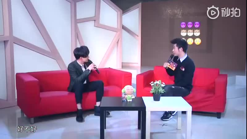 Отрывок из ТВ-передачи про Инь Чжэна и его вейбо
