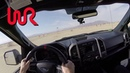 2017 Ford F-150 Raptor - POV High Speed Off-Road In Anza-Borrego Desert State Park