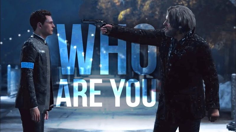 Who are you? | Connor | Detroit: Become Human