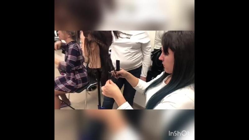 Обучение парикмахер широкого профиля смотреть онлайн без регистрации