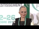 Humanoid Robot Sophia on her Goals for the Future World Investment Forum 2018