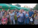 Жители Химок просят помощи у губернатора Московской области.