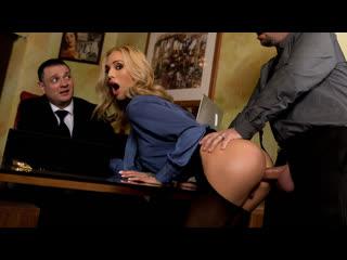 Sarah jessie - inherit this (anal, big tits, blowjob, blonde, milf)