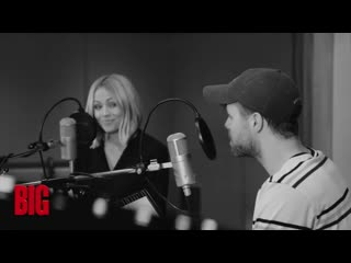 Jay mcguiness  kimberley walsh perform were gonna be fine