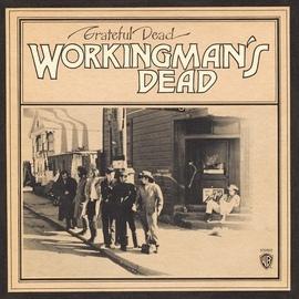 Grateful Dead альбом Workingman's Dead