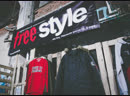 FreeStyle X Скейт парк Луч