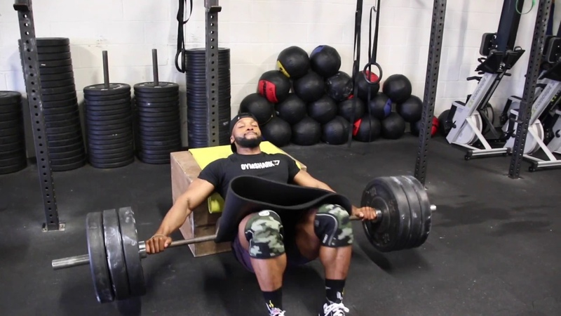 LEG DAY GROW your Hamstrings and Glutes with this Workout