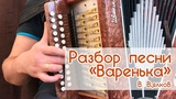 Видео разбор песни