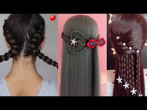 PEINADOS BONITOS FÁCILES 2018 _ peinados para cabello largo o corto bonitos fáciles 2018 ¿? ❤❤