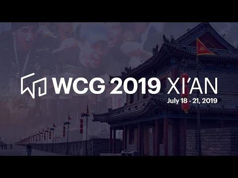 WCG 2019 Russian National Quali