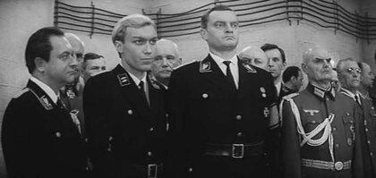 ГЛАВНЫЙ ФАШИСТ СОВЕТСКОГО СОЮЗА Его в шутку называли главным фашистом Советского Союза, а он мечтал сыграть Дон Кихота. Однако большинство режиссеров видели в нем либо эсэсовца, либо западного