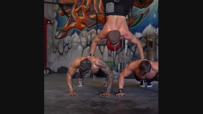 Strength of Body Командная работа