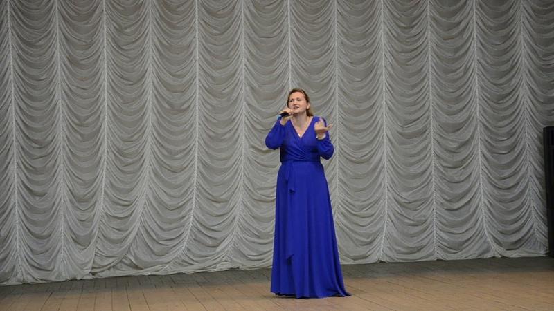Анна Ахмерова - Лауреат I степени Республиканского конкурса Твой голос