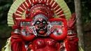 Karinkaali Theyyam - An evocation to Mother Goddess