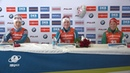 SOHO19 Women's Sprint Press Conference