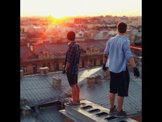 Прогулки по крышам Санкт-Петербурга как вид туризма