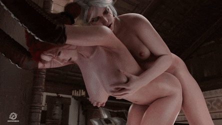 Futa Ciri Doggystle Triss - Grope WM - Create, Discover and Share Awesome GIFs on Gfycat