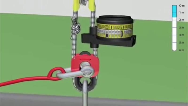 Hammar H20: Гидростатическое разобщающее устройство спасательного плота
