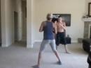 Mom Wrestles Cocky Son YouTube