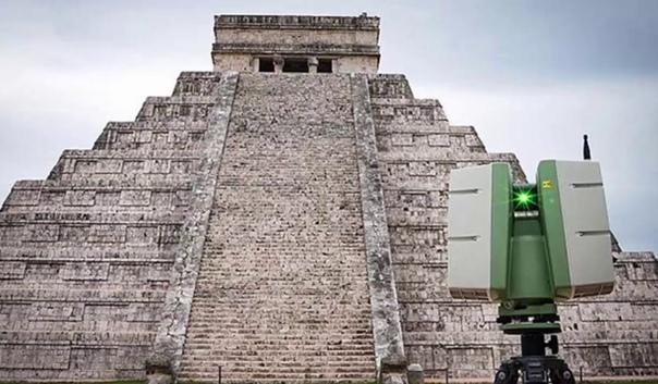 Ученые нашли секретный туннель под древней пирамидой. Помогли сканеры