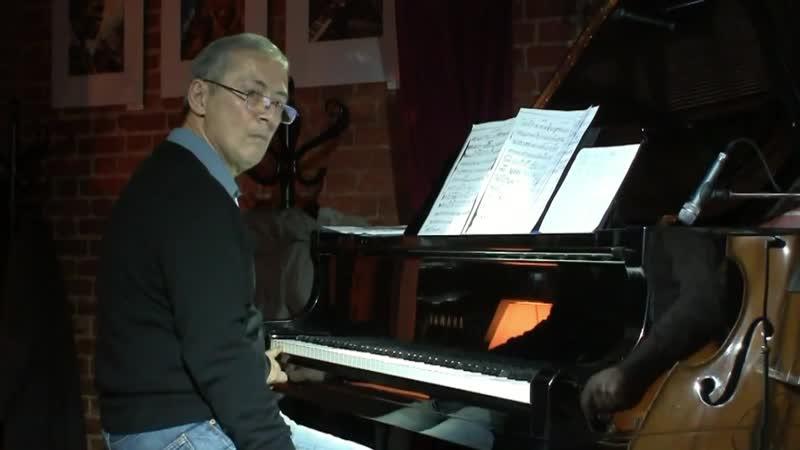 Вагиф Садыхов в Джаз Арт клубе (2012) Бакинский джаZZ
