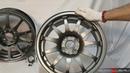 Два спорта: Кованые диски Слик L5411S и 187S || Slik forged wheels L5411S 187S