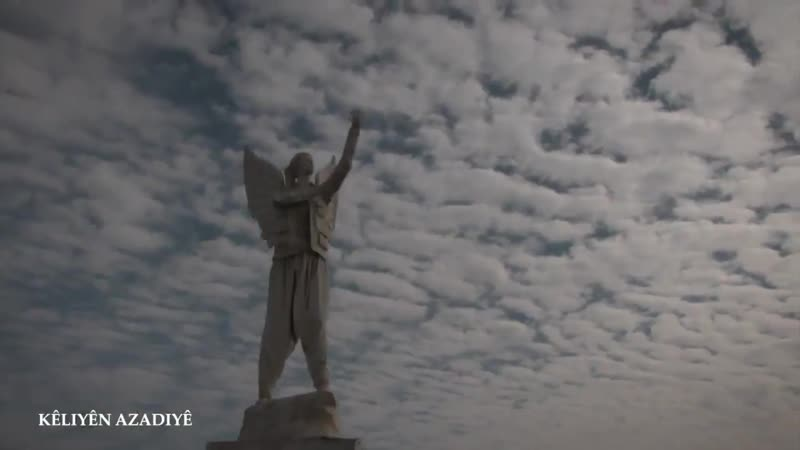 Шаиды города Кобане Kobanê Direniş Kahramanları