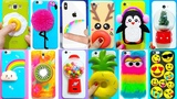 15 DIY STRESS RELIEVER PHONE CASES Easy &amp Cute Phone Projects &amp iPhone Hacks