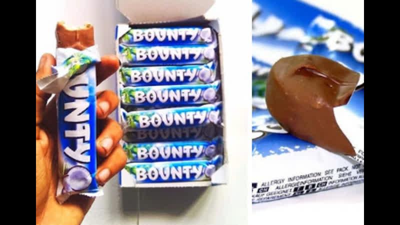 шоколад баунти