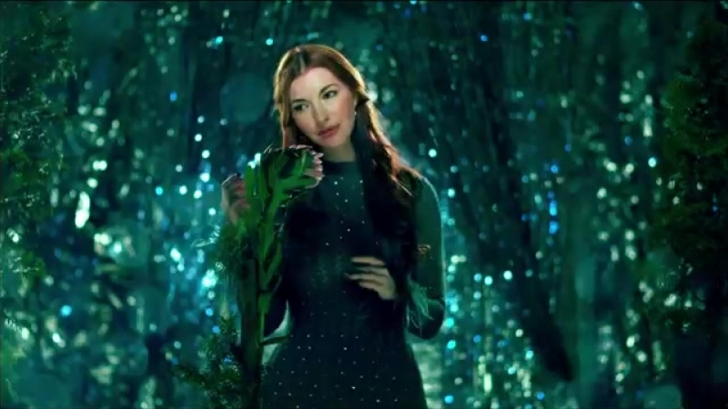 HD David Lynch Chrysta Bell (of Twin Peaks) - Bird of Flames - Official Music