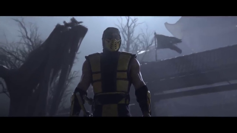 Mortal Kombat 11 Trailer with music Cliff Lin - Total Annihilation