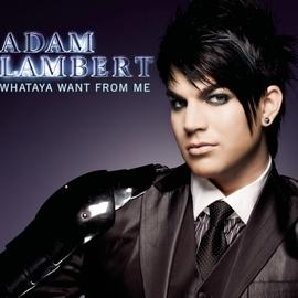 Adam Lambert альбом Whataya Want From Me