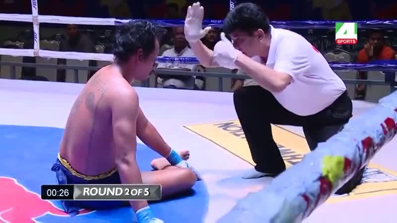 Бирманский бокс летхвей